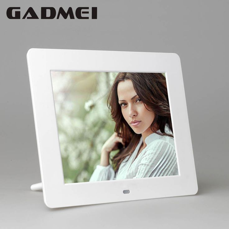 ==> [Free Shipping] Buy Best New 8 inch Fashion HD Digital Photo Frame Clock & Calendar function MP3 & Video Player Best Gift Free shipment Online with LOWEST Price | 32801203185