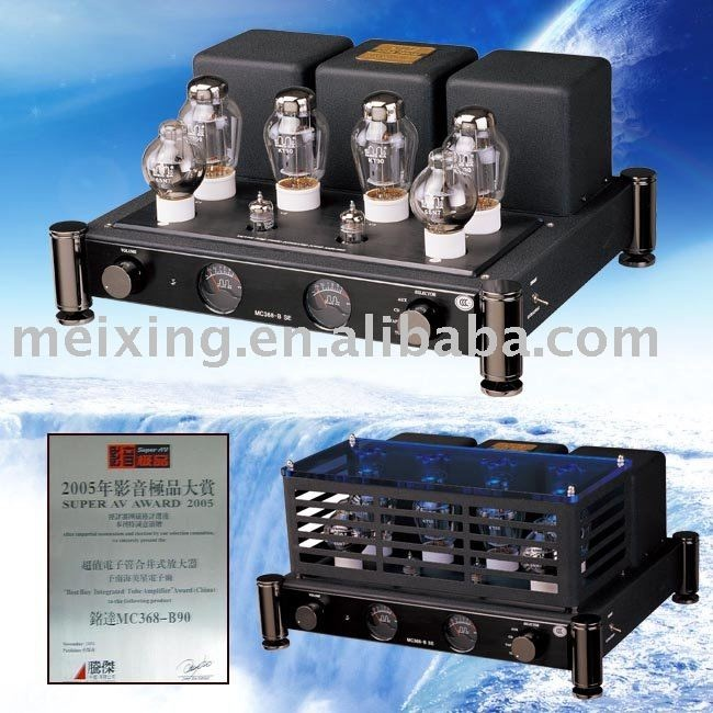MC368-BSE Vacuum tube INTEGRATED AMPLIFIER