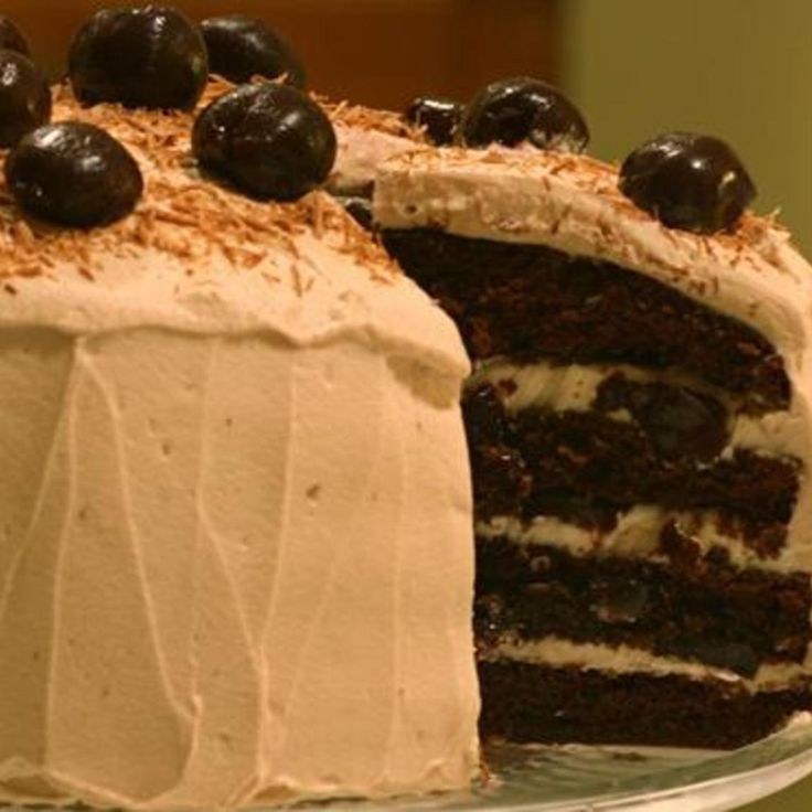 Authentic German Black Forest Cake Recipe | Just A Pinch Recipes