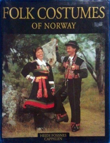 Folk Costumes of Norway: Heidi Fossnes, C.F. Wesenberg, Elizabeth S. Seeberg: 9788202146924: Amazon.com: Books