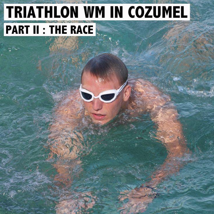 Teil II von Olivers Erlebnissen auf der Triathlon WM in Cozumel Mexiko. Wie es ihm im Rennen ergangen ist, erfahrt ihr auf www.rosportlife.com