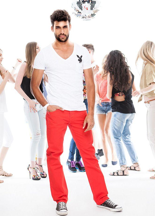gnçtrkcll ile Yaz Modası Pantolon Markafoni'de 69,90 TL yerine 34,99 TL! Satın almak için: http://www.markafoni.com/product/4467152/