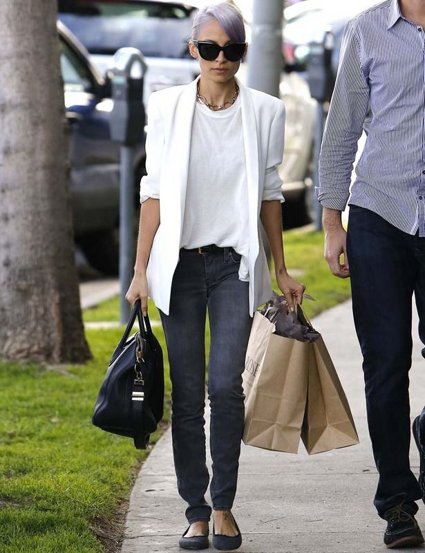 1000 Images About Celebrity Style Nicole Richie On
