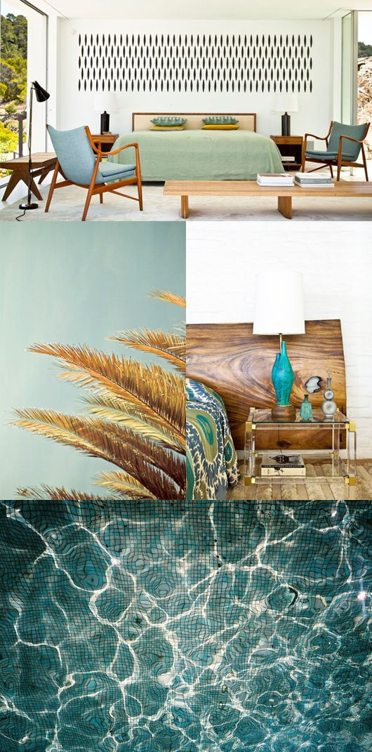 sfgirlbybay / bohemian modern style from a san francisco girl: In my dreams, i live here: palm springs.