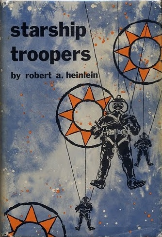 Starship Troopers by Robert A. Heinlein (Jun 2013)