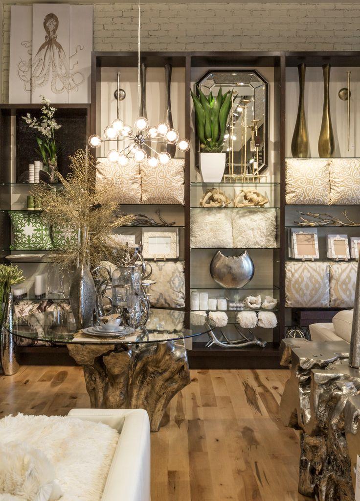 Home Decor Interior Design: Organic Elegance.