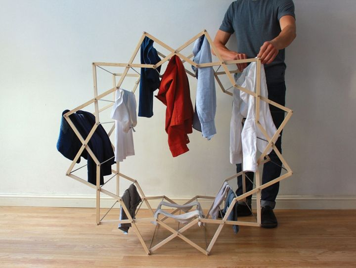 Clothes Horse by Aaron Dunkerton » Retail Design Blog