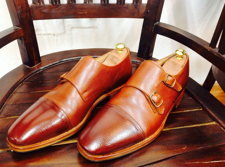 MyShoes Ambiorix「Royce」カントリーカーフ ライトブラウン #gloucesterroad #shoes #KOKON #yokohama