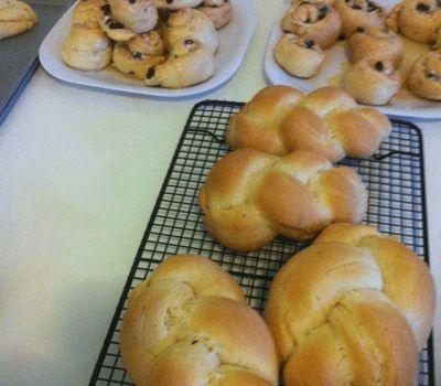 Finnish Nissua Bread Recipe - Finnish Food Girl