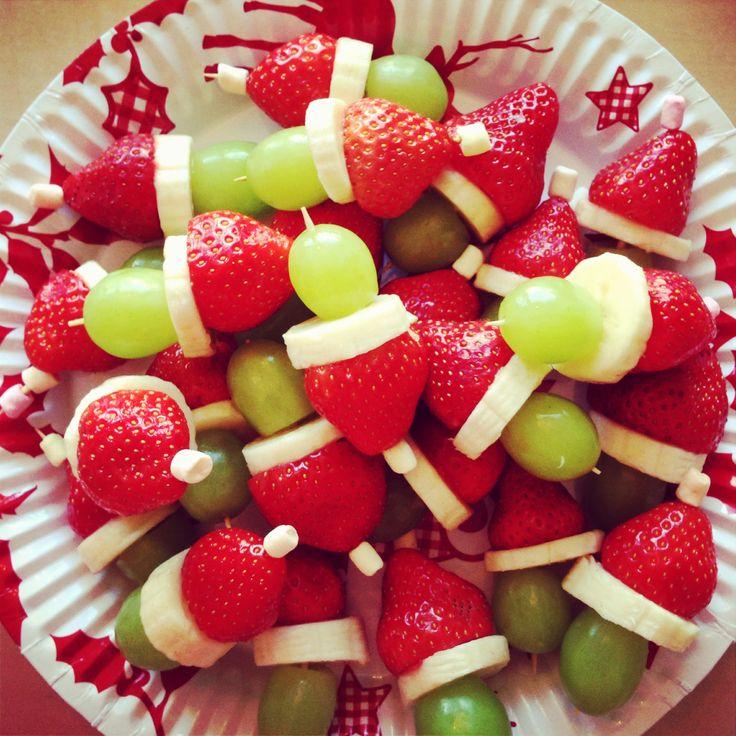 Christmas fruit kerst