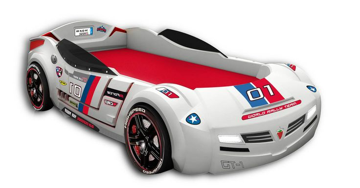toddler car beds for boys | Car Beds Design Ideas for Boys Room Pictures