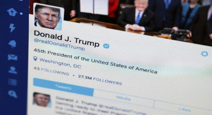 Twitter just slapped Trump with shocking news, conservative twitter users are furious – Our Voice