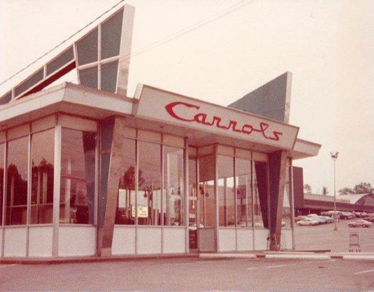 While this Carrols was located in New Windsor, NY, I remember these in Rochester, NY.  I loved them much better than when they were converted into Burger Kings.