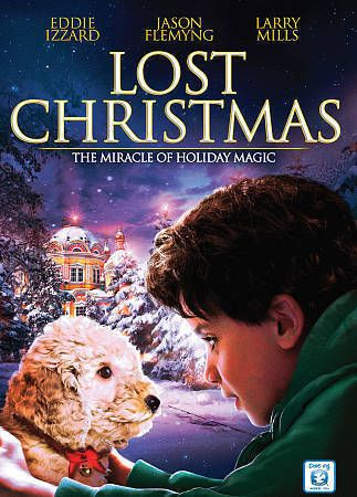 Lost Christmas (DVD, 2014) Eddie Izzard, Larry Mills, Jason Flemyng  NEW