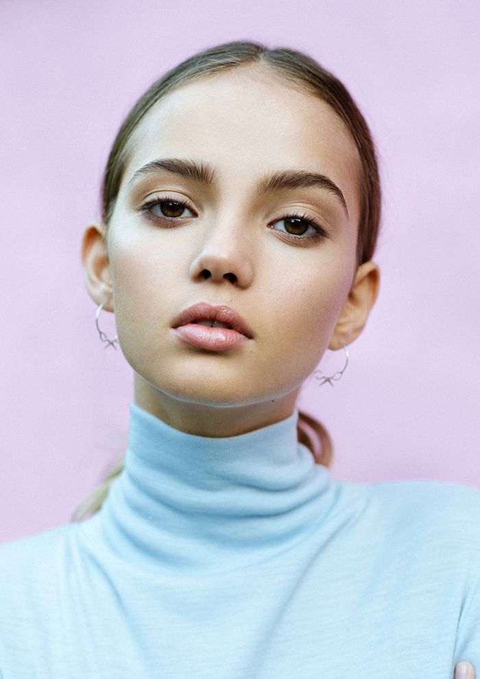 INKA // Inka Williams by Eddie NewBeauty - Isabella Schimid / Styling - Ella…