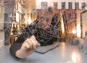 Ole Comoll Vindues-tegning i CMYKkld 2015