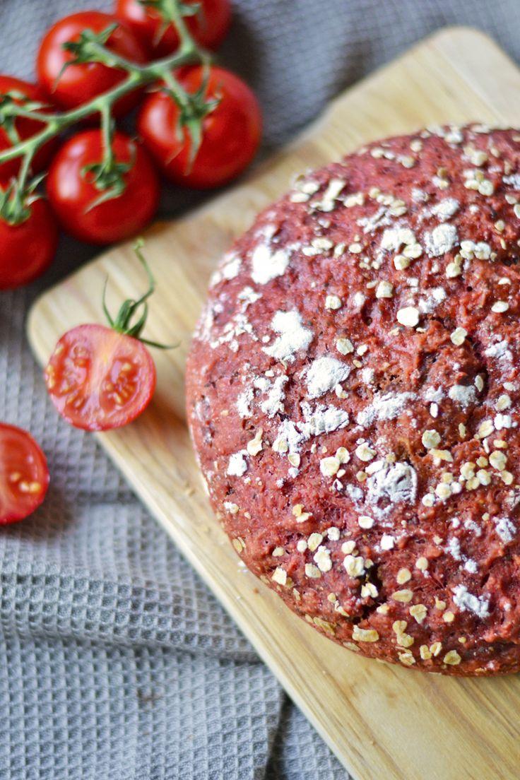 maistuu makialle: Punainen Tomaattileipä (Gluteeniton)