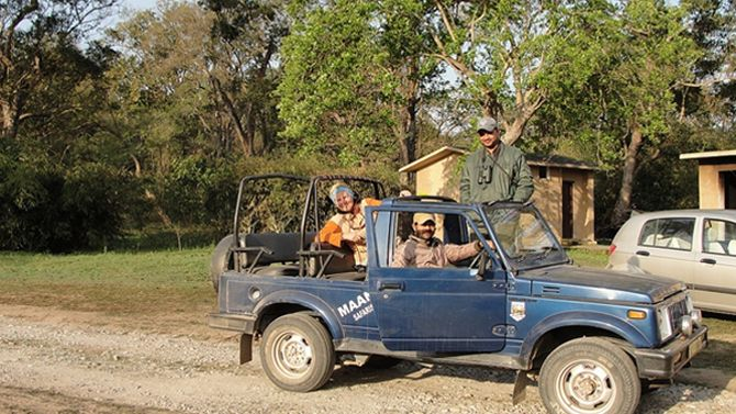 India's 7 Best Out-of-the-Ordinary Jeep Safari Destinations