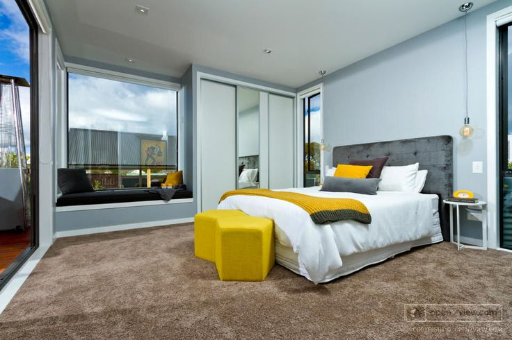 Ginny and Rhys' bedroom from 2012 was fantastic. #TheBlockNZ