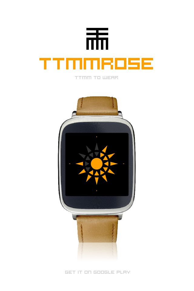 Time for the right direction. TTMMROSE to Wear  #AndroidWear #ttmmtowear
