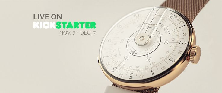 Meet KLOK-08 - a certified Swiss Made #watch at an affordable price. #KLOK08 #watches #Klokers
