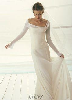 Romantic classy wedding dresses ---- pinned by SheerEverAfter.wordpress.com