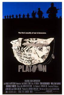 Platoon / HU DVD 1158 / http://catalog.wrlc.org/cgi-bin/Pwebrecon.cgi?BBID=5998105