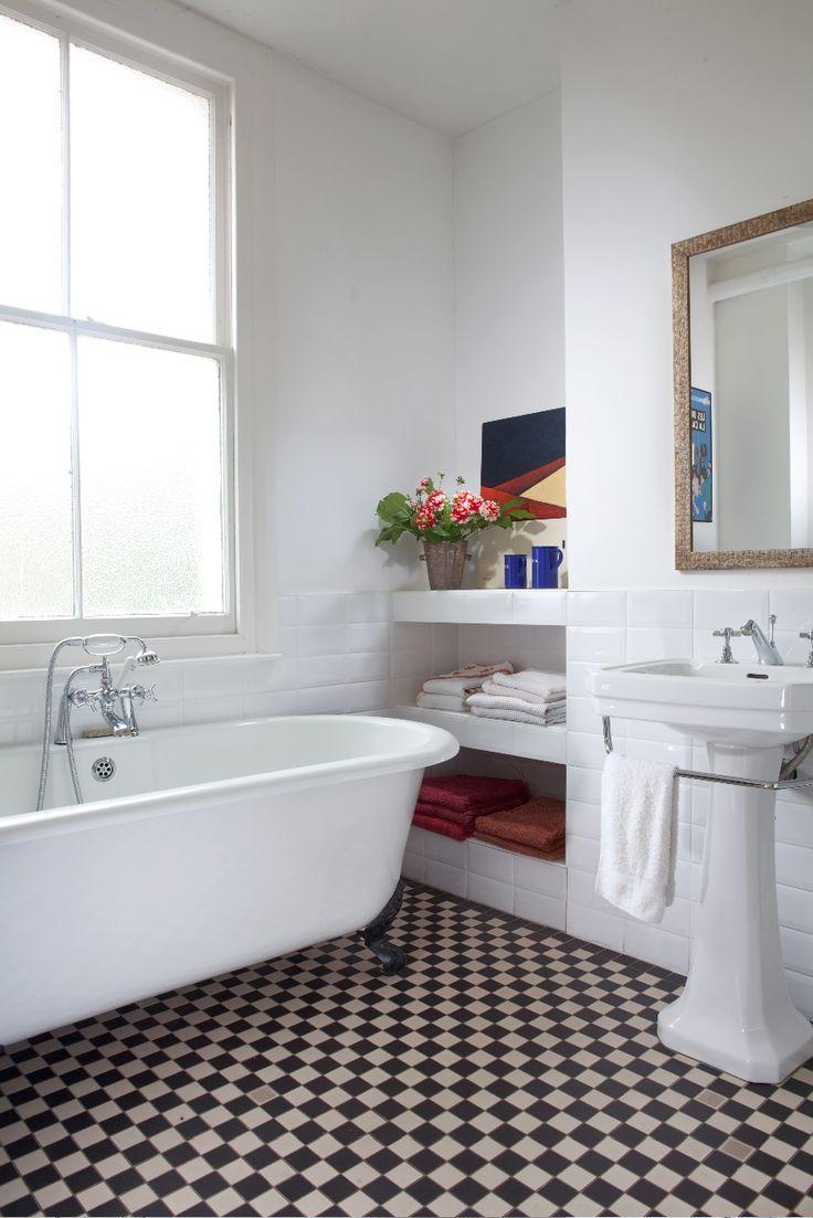 Bathroom by A Small Studio