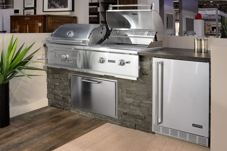 17 best grilling with georgia pellegrini images on for Coyote hybrid grill