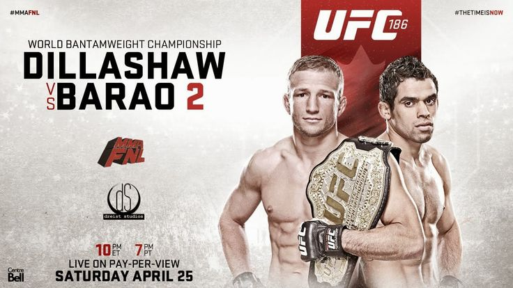 Watch UFC 186 Live Stream Online FREE: Watch UFC 186 Live on Pay-per-view
