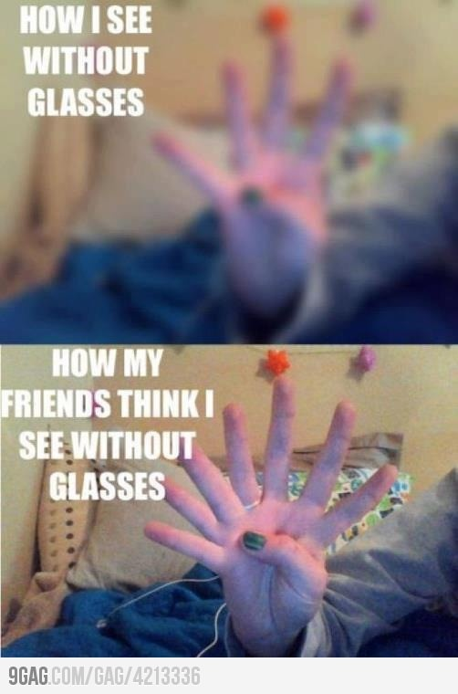Omg exactly: Glasses, Funny Pictures, Girls Problems, The Faces, So True, Funny Stuff, Truths, Expectations Vs Reality, True Stories