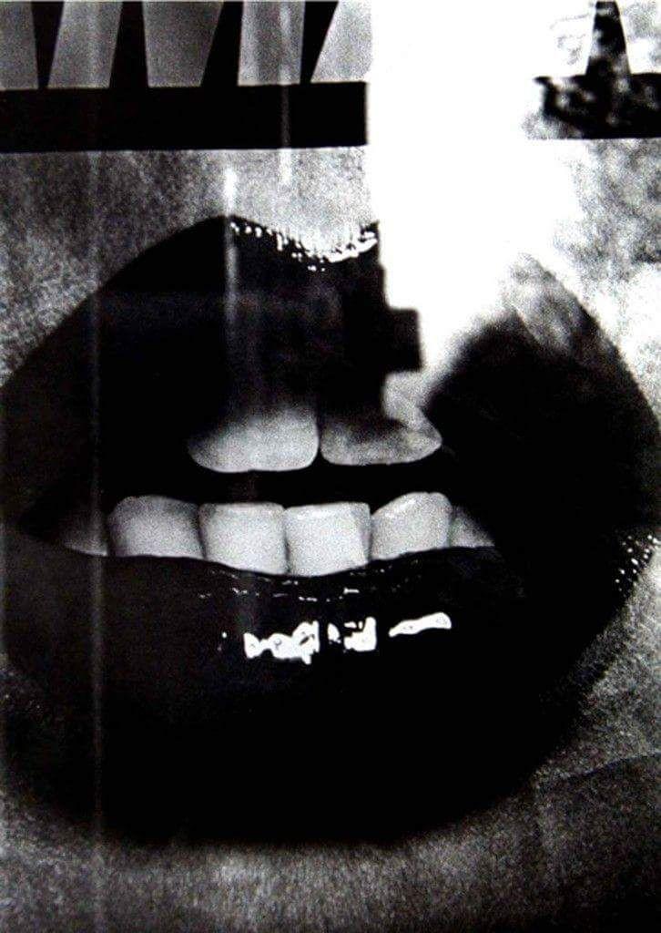 Daido Moriyama, Lips.