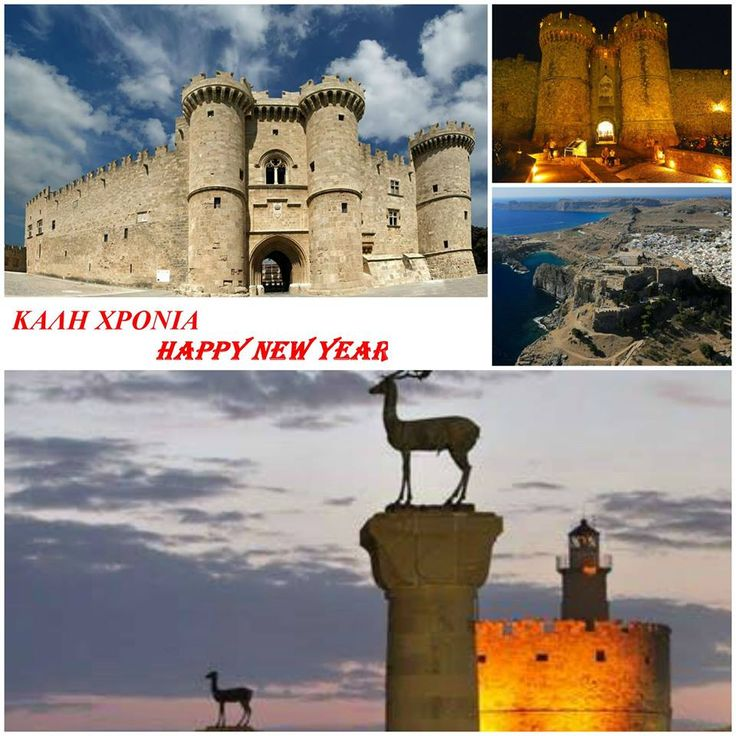 Our Best Wishes for a Happy & Fulfilling New Year! Happy 2015!  #nye #Rhodes #Rodos #Greece