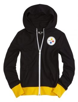 NFL® Pittsburgh Steelers Yoga Jacket Justice Kaia
