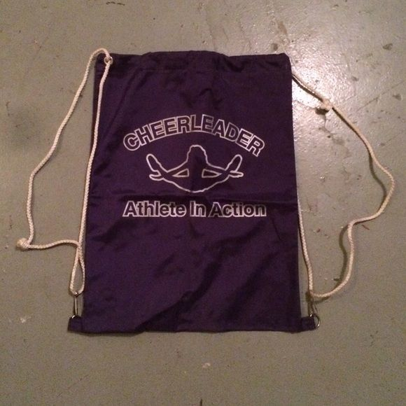 Cheer backpack Jastring. Backpack. Never used. Free with any cheer purchase over $25 Bags Backpacks