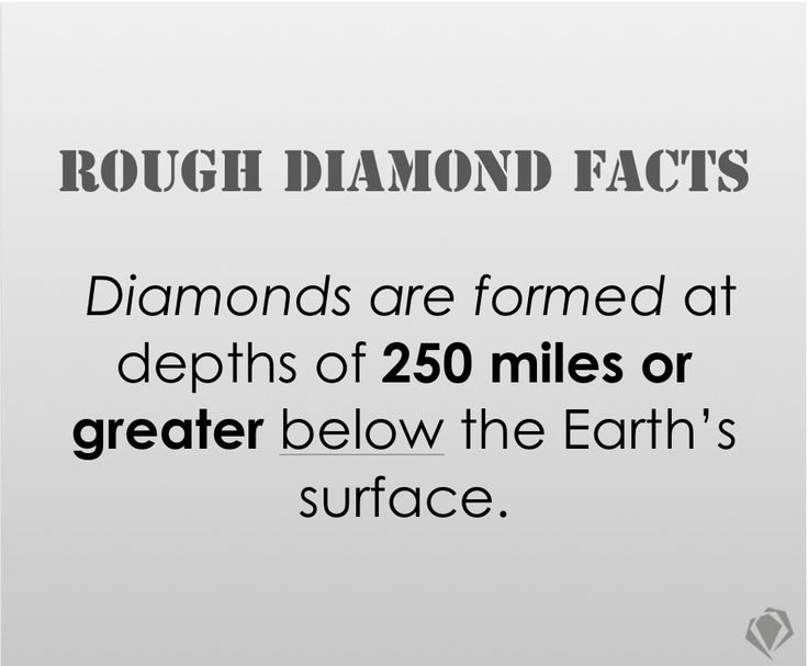 #facts #diamonds #earth #science
