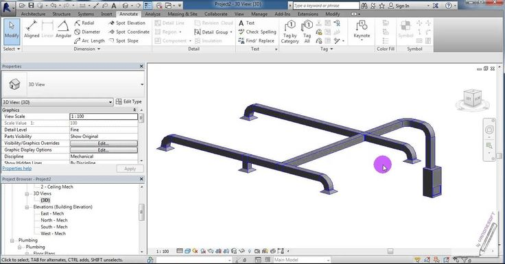 ArchiCAD VS REVIT in Duct Work