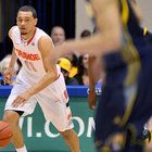 Tyler Ennis scores a career-high 28 points as Syracuse defeats Cal in Maui.