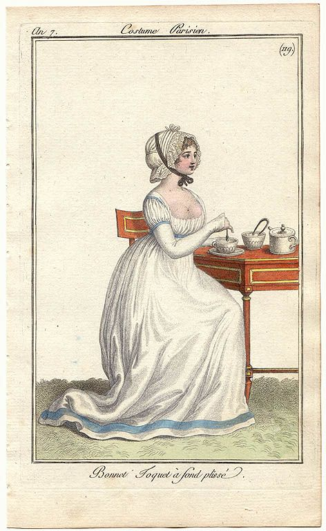 1798.  I do like these pictures where the model actually is doing something...