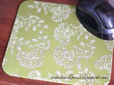 Mouse Pad | Make It and Love It