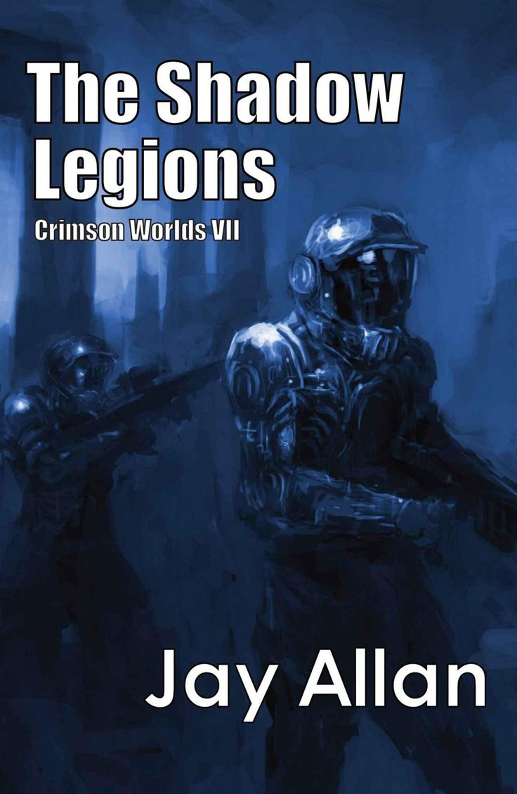 The Shadow Legions  Good Book But Depressing Story