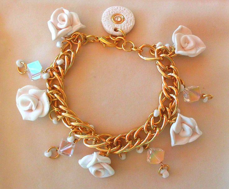 gleam flower - bracelet
