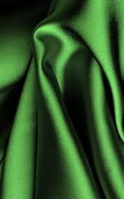 groene zijde