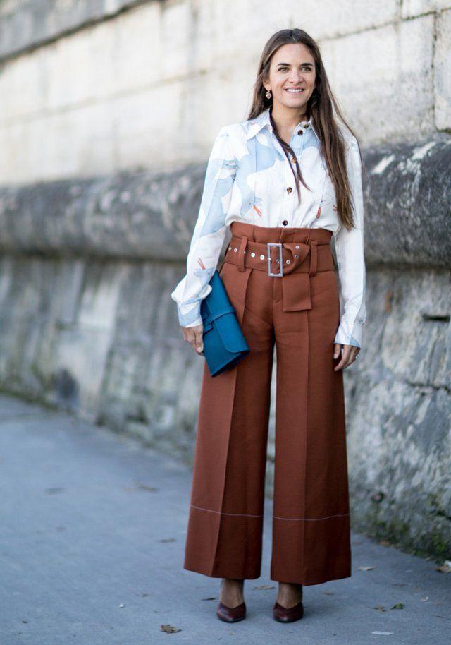 10 best pantalon large et jupe culotte images on Pinterest ...