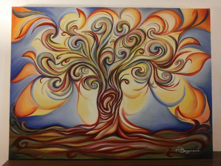 Albero Della Vita Klimt Disegno Da Colorare