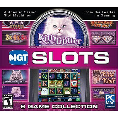 Encore IGT Slots Kitty Glitter 8Pack