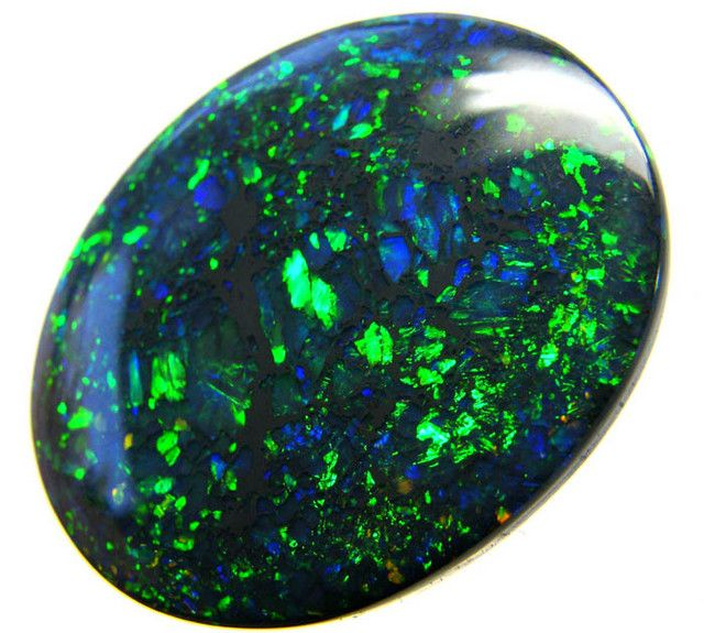 black opal stones   sold'' black opal stone -n1 - 26.20 cts [n200 ]- Ring stone possibilities.