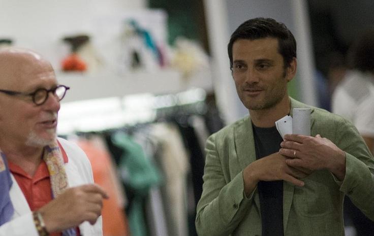 Vincenzo Montella indossa xlo+