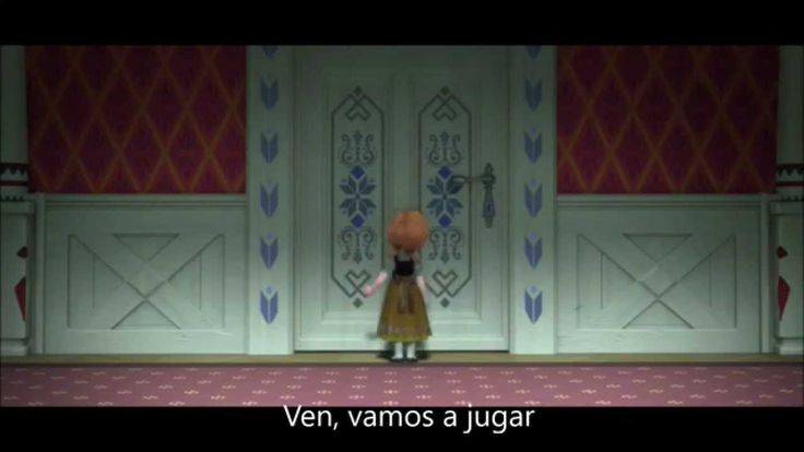 [Spanish] Do you want to build a snowman?