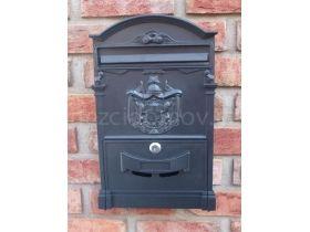 Poštovní schránka    - Kliknutím zvětšíte